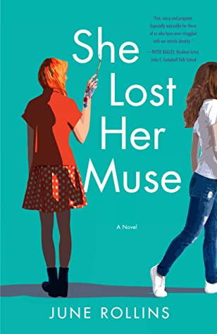 She Lost Her Muse (The Maypole Artists, #1)