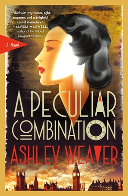 A Peculiar Combination (Electra McDonnell, #1)