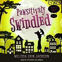 Pawsitively Swindled (Witch of Edgehill, #4)