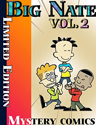 Mystery comics Big Nate Limited Edition: Limited Edition Big Nate Vol 2