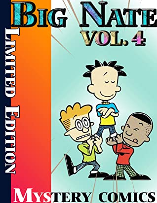Mystery comics Big Nate Limited Edition: Limited Edition Big Nate Vol 4