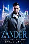 Zander (Johnson Family Rules, #1)
