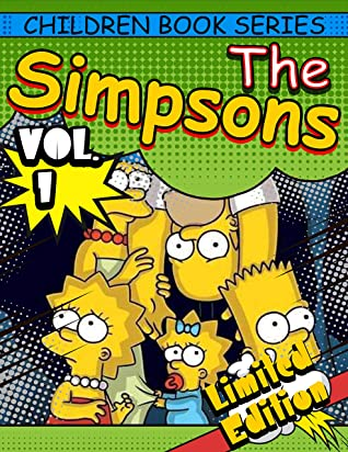 Children book series The Simpsons Limited Edition: Funny The Simpsons Completed Series Vol 1