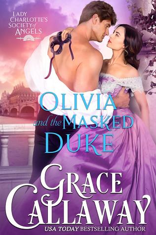 Olivia and the Masked Duke, book cover