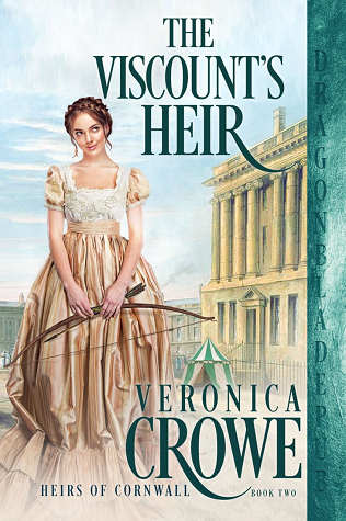 The Viscount's Heir (Heirs of Cornwall, #2)