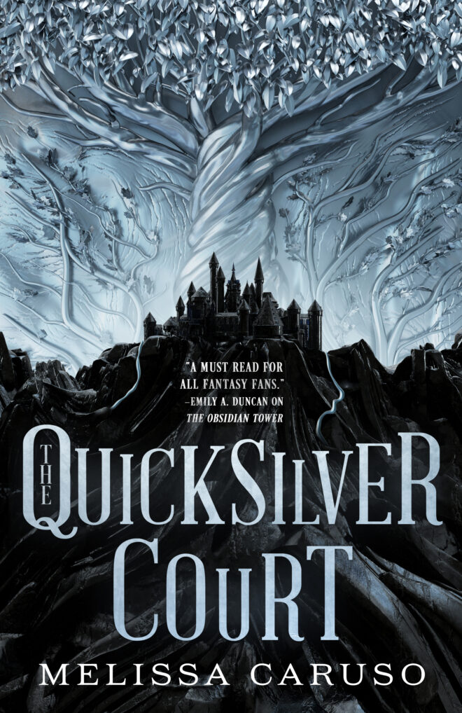 The Quicksilver Court (Rooks and Ruin, #2)