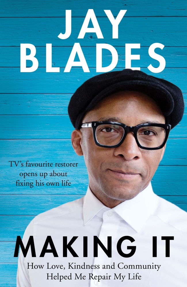 Untitled Autobiography Jay Blades by Jay Blades