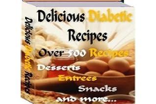 Kindle Reader CookBook - Delicious Diabetic Recipes - Best Kindle Store eBook for Start Enjoying Food Again CookBook Recipes..