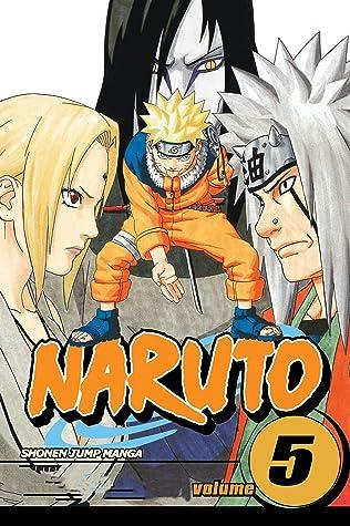 Fantasy Manga Naruto - Full Color: Manga vol 5