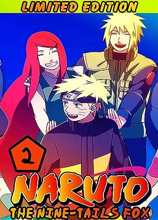 Nine-Tails Fox: Collection Pack 2 - Naruto Shonen Action Manga Ninja Graphic Novel For Kids And Children