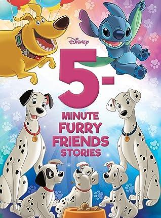 5-Minute Disney Furry Friends Stories: 4 Stories in 1 (5-Minute Stories)