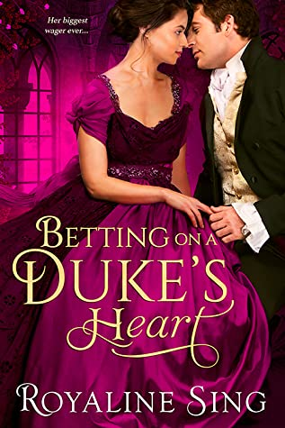 Betting on a Duke's Heart