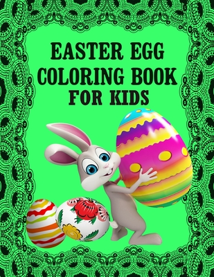 Easter Egg Coloring Book For Kids A Collection Of Fun And Easy Happy Easter Eggs Coloring Pages For Kids Toddlers By Dreem Night Press House