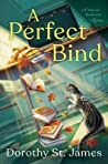 A Perfect Bind (Beloved Bookroom Mystery #2)