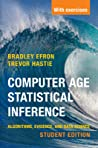 Computer Age Statistical Inference, Student Edition: Algorithms, Evidence, and Data Science