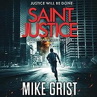 Saint Justice (Christopher Wren #1)