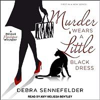 Murder Wears a Little Black Dress Lib/E