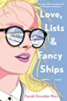 Love, Lists, and Fancy Ships