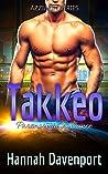 Takkeo: A SciFi Alien Romance (The Azziarin Series Book 9)