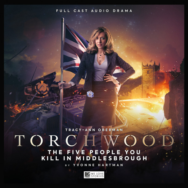 Torchwood: The Five People You Kill in Middlesbrough