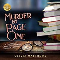 Murder by Page One (Peach Coast Library Mystery #1)
