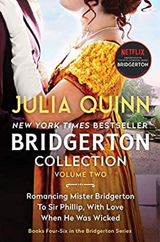 Bridgerton Collection Volume 2: Books Four-Six in the Bridgerton Series