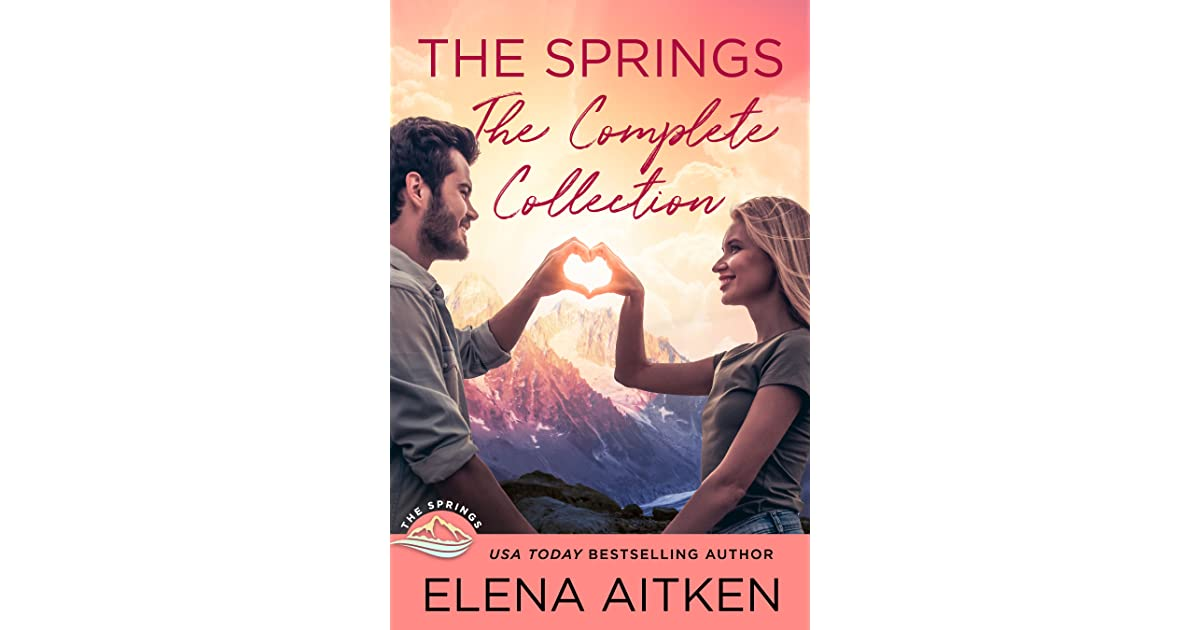 The Springs The Complete Series Books 1 10 By Elena Aitken