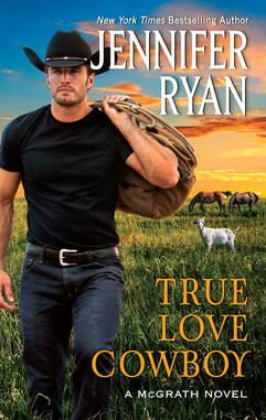 True Love Cowboy (McGrath, #3)