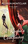 A Rogue's Company (Sparks & Bainbridge Mystery, #3)