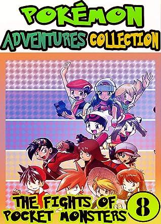 Fight Adventures Pocket: Collection Pack 8 - Adventures Of Pocket Monsters Manga Pokemon Graphic Novel For Children