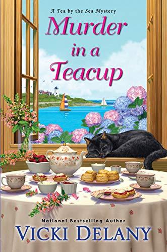 Murder in a Teacup (Tea By the Sea, #2)