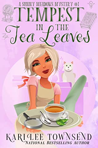 Book Review: Tempest in the Tea Leaves by  Kari Lee Townsend