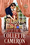 No Lady for the Lord, Daughters of Desire {Scandalous Ladies} series, Book 2