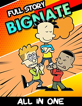 Funny Childrens Books Full Big Nate Limited Edition: Big Nate All in One Book