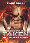 Taken by the Alien Alpha: A SCI-FI Alien Shifter Romance (Fates Mates of Vrair'ad Book 1)