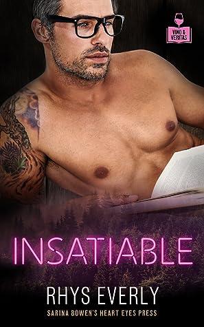 Insatiable (Vino & Veritas, #11)