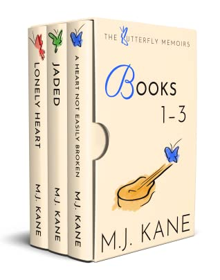 The Butterfly Memoirs by M.J. Kane