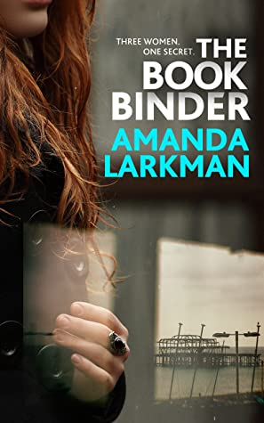 The Bookbinder by Amanda Larkman