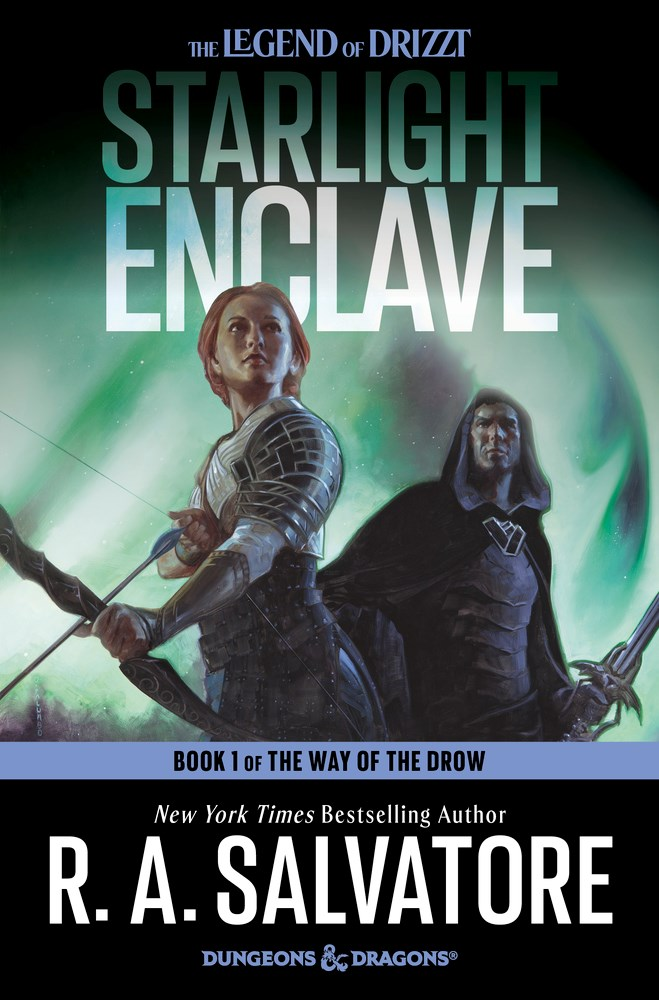 Starlight Enclave (The Way of the Drow, #1; The Legend of Drizzt, #37)