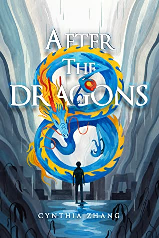 Book cover for After the Dragons