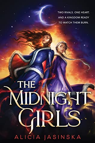 Book cover for The Midnight Girls
