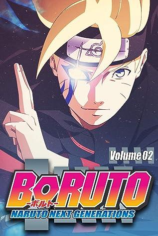 Fight And Protect manga Collection: Boruto: Naruto Next Generations volume 2