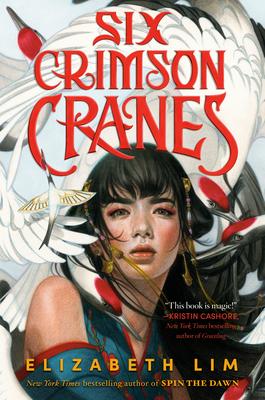 Six Crimson Cranes (Six Crimson Cranes, #1)