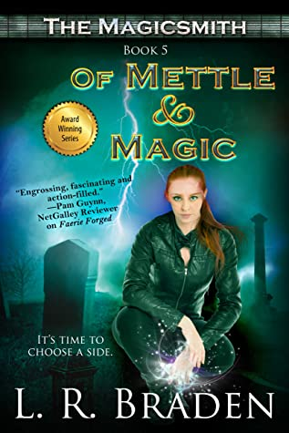 Of Mettle and Magic (The Magicsmith Book 5)