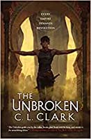 The Unbroken (Magic of the Lost, #1)