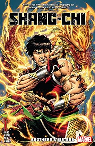 Shang-Chi by Gene Luen Yang, Vol. 1: Brothers & Sisters