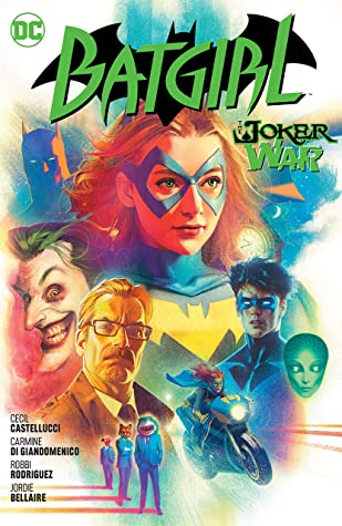 Batgirl, Vol. 8: The Joker War