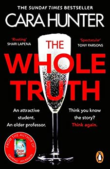 The Whole Truth (DI Adam Fawley, #5)