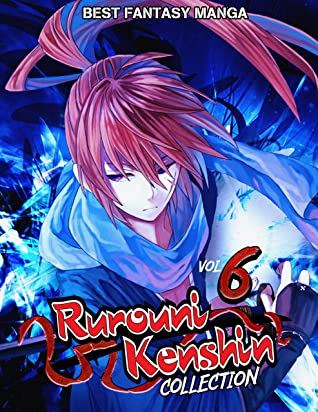 Best Fantasy Manga Rurouni Kenshin Collection: Full Collection Rurouni Kenshin Vol 6