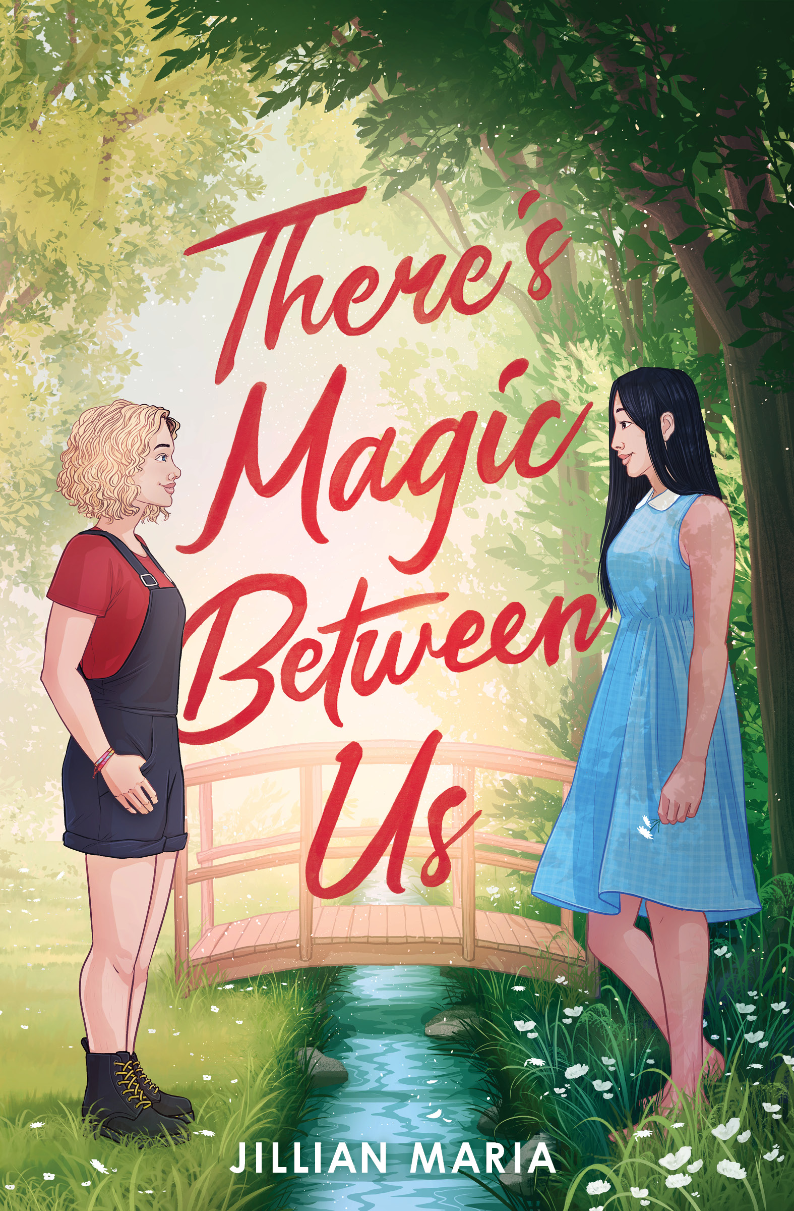 There's Magic Between Us